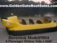 Brand New 2015 Neoteric Hovertrek Hovercraft Model