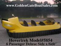 2015, Neoteric Hovertrek Hovercrafts - Many New Models