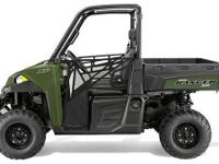 Clearance Sale! 2015 Polaris Ranger -MSRP $13499 3 Year
