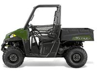Clearance Sale! 2015 Polaris Ranger ETX MSRP $8799.