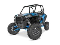 Brand New 2016 Polaris RZR XP Turbo-Velocity Blue -