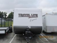 Brand new travel lite express travel trailer for sale
