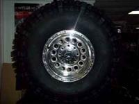 BRAND NEW WHEEL AND TIRE PACKAGE NEW 38X15.50X16