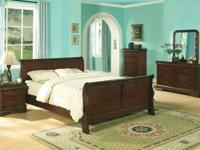 Learn the image for our queen size 6 piece room set