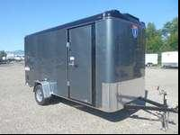 Come Check Out This Brand New 6x14 Enclosed Trailer