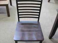 Brand New 7pc Dining Set! 6 chairs and Table! •