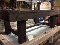 Call us for all of your pool table & game room needs -