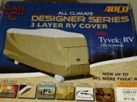 BRAND NEW ADCO brand All climate designer class C