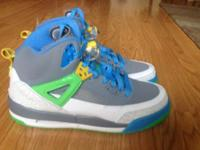 Brand New Air Jordan Spizike Kids shoes size