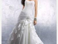 Brand new Alfred Angelo Wedding Dress for sale! Never
