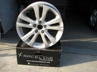 4 (17 inch) alloy wheels/rims, brand new, never been