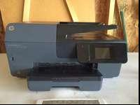 I have a brand new HP wireless printer/ fax/ scanner/