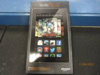 Brand new Kindle Fire HD 7 Inch Display 16GB Wifi with