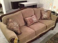 I Special Ordered a Georges sofa and 2 accent chairs