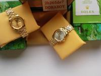 Rolex Day-Date president solid 18ct Yellow Gold with a