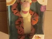 Brand New Baby's First Tigger by Disney Mattel Plush