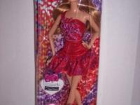Barbie Fashionistas Articulated Doll Barbie doll is