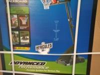 Brand new basketball court New in box Asking for $199