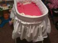 I have a bran new bassinet that I got for my baby she