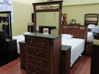 Get this brand new bedroom set for only 999.00 includes