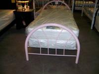 -- Twin beds, including cushion collections, beginning