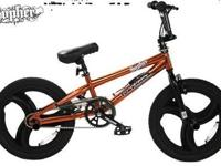 "Brand name brand-new Tony Hawk Sypher 18"" kids bmx"