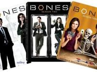 I have a set of Brand New Bones season 1,2,3. They are