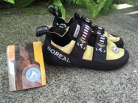 BRAND NEW Boreal Sol rock climbing shoes. Tags still