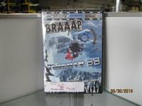 Brand New BRAAAP 11 DVD. This season we are taking the