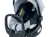 I have a beautifull 2011 Britax Chaperone infant car