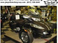 Brand New Fully Loaded Can Am Spyder Roadster Limted
