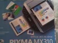 Reduced - Brand New- Cannon PIXMA MX310 Color Printer.