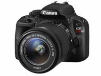 Brand brand-new in box Canon EOS Rebel SL1 DSLR cam kit