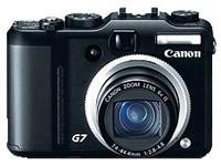 PowerShot G7 Black 10MP, 6X Zoom Digital Camera BRAND