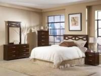 Come check out this brand new bedroom set. Pieces