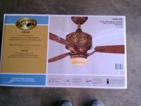 Brand new ceiling fan in box. Call or text  // //]]>