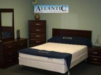 Come check out this brand new cherry bedroom set. It is