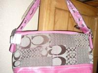 Brand New Coach Purse (knock off)- NEVER USED. Very
