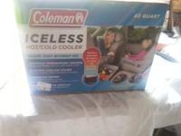 Coleman PowerChill 40qt. thermoelectric cooler/fridge