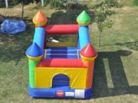 BRAND NEW Commercial Bounce House Castle for rent