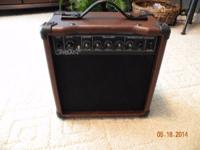 FOR SALE ... 15 WATT BRAND NEW COMPACT KEITH URBAN