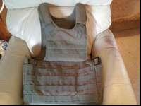 Brand brand-new Condor Plate Carrier with fast release