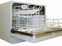 Counter top dishwasher brand new never used still in
