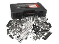 This BRAND NEW 230-pc. mechanic's tool set has what you
