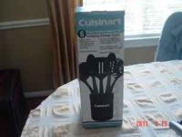 Cuisinart 6 Piece Kitchen Utensil Set (NEW) with