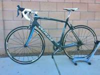 Hello, I am selling my 2011 Specialized SL3 Pro frame,