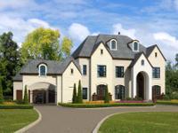 Brand new custom built home on almost half acre corner