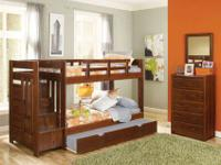 Stop in and see our brand new bunk beds to hit our