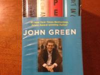 Brand brand-new luxurious box set of John Green books.