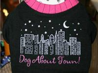 BRAND NEW DESIGNER DOG CLOTHS X SMALL, IT SAYS IT'S